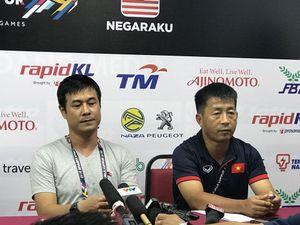 HLV Hữu Thắng: Trọng tài bỏ qua 2 quả phạt đền cho U22 Việt Nam