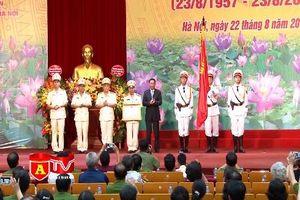 Phòng Cảnh sát Kỹ thuật hình sự, CA Hà Nội đón nhận Huân chương Bảo vệ Tổ quốc hạng Nhì