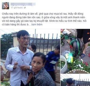 Gái xinh chạy Vespa khắp Hà Nội xin cánh mày râu 20 - 30 ngàn đổ xăng!