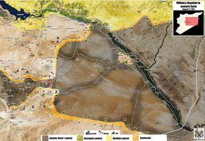 'Hổ Syria' nghiền nát IS, đánh chiếm cứ điểm chiến lược (video)