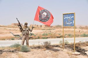 Đặc nhiệm 'Săn IS' đánh gục phiến quân giải phóng thị trấn Huwaysis (video)