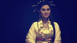 Chuyện công chúa Ngọc Bình lấy hai vua lên sân khấu cải lương