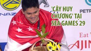 SEA Games 29: Tại sao chủ nhà tặng cây xanh cho VĐV?