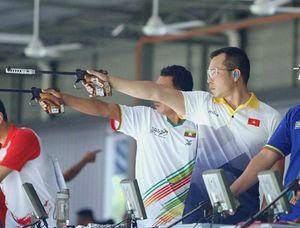 Hoàng Xuân Vinh về cuối tại nội dung từng giành HCB Olympic
