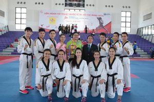 Taekwondo hạ quyết tâm cao ở SEA Games 29