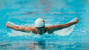 Ánh Viên phá kỷ lục SEA Games, giành HCV 200m bơi ngửa