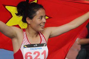 Nguyễn Thị Huyền giành HCV, phá kỉ lục SEA Games ở 400m rào