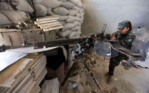 Cận cảnh những 'bông hồng thép' trong lực lượng quân đội Syria