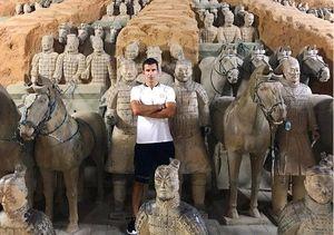 Figo du hí Trung Quốc, đại náo mộ Tần Thủy Hoàng