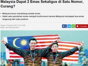 'Trò lố' SEA Games: Chủ nhà Malaysia 'xé luật' 1 nội dung 2 HCV