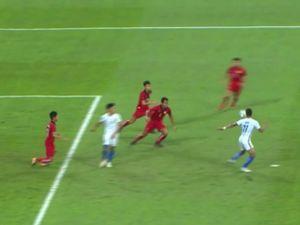 Video, kết quả bóng đá U22 Malaysia - U22 Lào: Siêu phẩm không cứu được thất bại