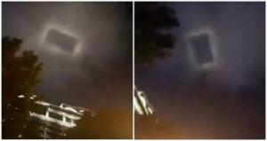 Xôn xao 'cổng tới hành tinh khác' xuất hiện trên trời đêm Trung Quốc