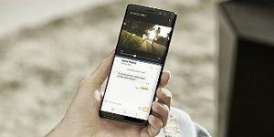 So sánh kích thước Galaxy Note8 với LG G6, iPhone 7, HTC U11 và Essential Phone