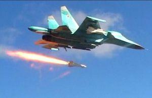 Không quân Nga truy kích IS ngày đêm giải nguy cho Deir Ezzor (video)