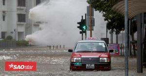 Siêu bão Hato khiến bốn người thiệt mạng tại Hongkong, Macau