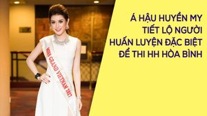 Á hậu Huyền My đầu tư 'khủng' cho Hoa hậu Hòa bình Thế giới 2017