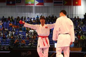 SEA Games 29: Karatedo liên tiếp giành HCV