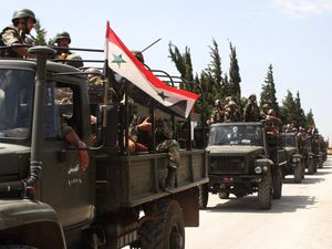 Mọi hỏa lực dồn về Deir Ezzor, đây sẽ là nơi đặt dấu chấm hết cho IS ở Syria?