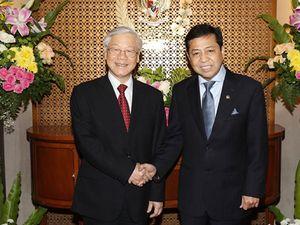 Tăng cường quan hệ đối tác chiến lược Việt Nam - Indonesia