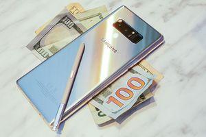 Samsung giảm đến 425 USD giá Galaxy Note 8 cho khách hàng Note 7