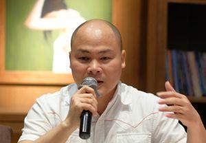 Nguyễn Tử Quảng: 'Tôi chưa dám đọc báo từ ngày ra Bphone 2017'