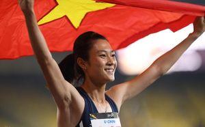 Lê Tú Chinh: 'Tôi chờ cơ hội phá kỷ lục SEA Games'