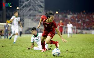 Cận cảnh: 90 phút 'đấu võ' của U22 Indonesia trước U22 Việt Nam