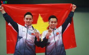 Clip: Thanh Tùng, Phương Thành 'gặt vàng' cho Thể dục dụng cụ Việt Nam