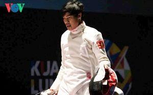 Clip: Tiến Nhật xuất sắc đánh bại kiếm thủ Thái Lan để giành HCV