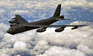 Mỹ điều 'pháo đài bay' B-52 tới thành phố Raqqa
