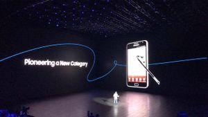Toàn cảnh sự kiện ra mắt ấn tượng của Galaxy Note 8