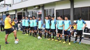 HLV U22 Thái Lan: Chúng tôi nhận mệnh lệnh chiến thắng