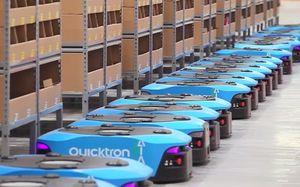 Alibaba sở hữu nhà kho có 'đội quân' robot lớn nhất Trung Quốc