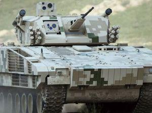 Trung Quốc phô diễn xe thiết giáp chiến đấu VN-17 mới nhất