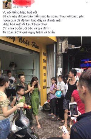 Tin đồn cụ ông Bắc Giang chết khi quan hệ với phụ nữ bán bảo hiểm lan khắp Facebook
