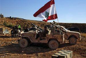 IS sắp bị kết liễu hoàn toàn trên biên giới Syria-Lebanon