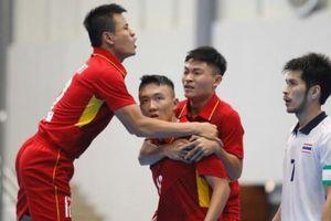 Bóng đá Sea Games: U22 Việt Nam - U22 Thái Lan