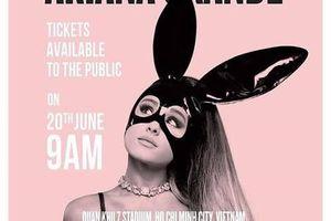 Phillip Nguyễn xin lỗi khán giả khi Ariana Grande bất ngờ hủy show