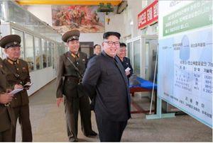 Hy vọng hạ nhiệt căng thẳng Mỹ - Triều