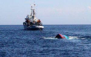 Ngư dân Quảng Ngãi liên tục bị tấn công ở Hoàng Sa