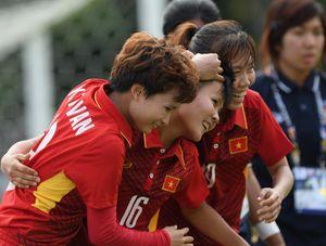 ĐT nữ Việt Nam cần thắng cách biệt 5 bàn để vô địch SEA Games