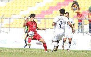 Clip U22 Việt Nam 0-3 U22 Thái Lan: Những sai lầm ngớ ngẩn