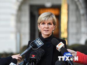 Australia: Trừng phạt có thể buộc Triều Tiên phải đàm phán
