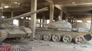 Video: Chứng kiến kho vũ khí khủng của IS bị thu giữ