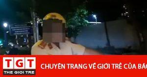 TP. HCM: Thanh niên phóng 150km/h thách thức CSGT, khi bị bắt nói tiếng Anh để được tha