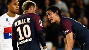 Cavani: 'Làm gì có chuyện tôi xung đột với Neymar'