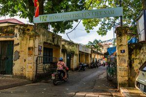 Hãng phim truyện Việt Nam được cho thuê để bán bún phở
