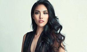 Lan Khuê truyền 'bí kíp' cho thí sinh Hoa hậu Đại dương 2017
