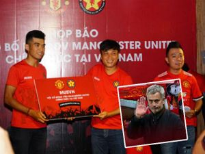 Triệu fan Việt vỡ òa nhận thư HLV Mourinho, chờ mùa giải bội thu