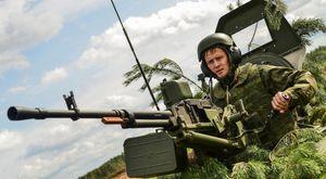 Trực thăng Nga 'bắn nhầm' tên lửa vào lính Nga